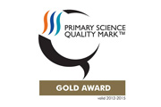 Primary Science Quality Mark - Gold